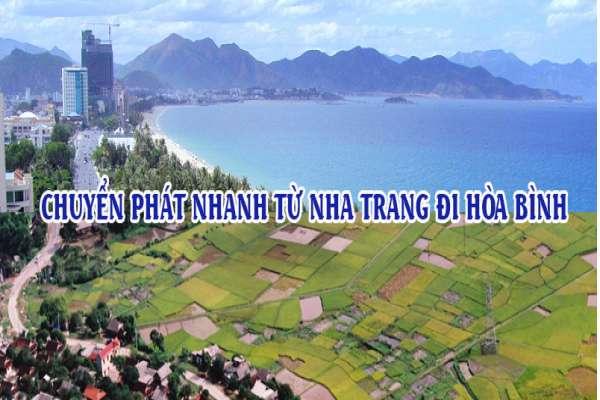 Dịch vụ chuyển phát nhanh từ Nha Trang đi Hòa Bình