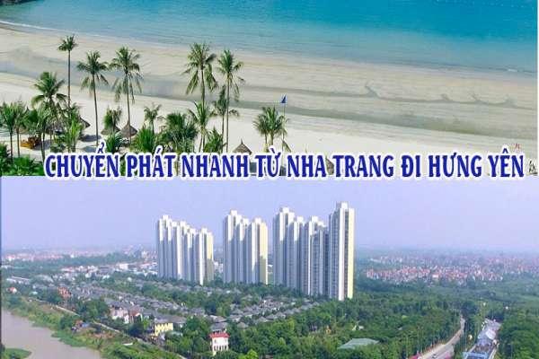 Dịch vụ chuyển phát nhanh từ Nha Trang đi Hưng Yên