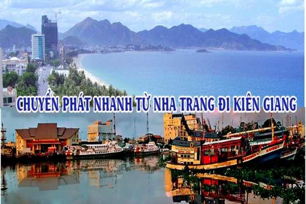 Dịch vụ chuyển phát nhanh từ Nha Trang đi Kiên Giang