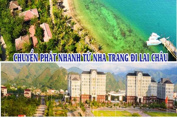 Dịch vụ chuyển phát nhanh từ Nha Trang đi Lai Châu