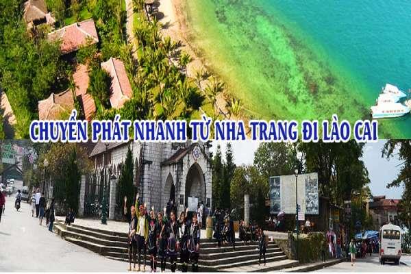 Dịch vụ chuyển phát nhanh từ Nha Trang đi Lào Cai