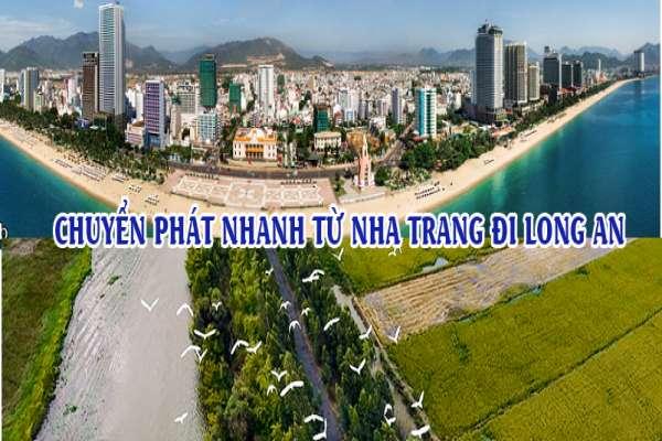 Dịch vụ chuyển phát nhanh từ Nha Trang đi Long An