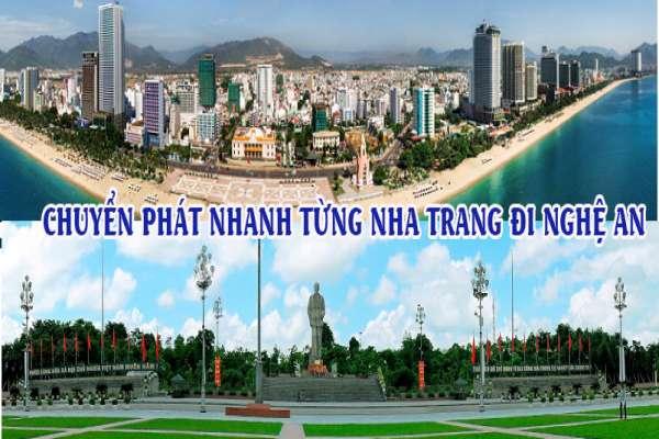 Dịch vụ chuyển phát nhanh từ Nha Trang đi Nghệ An