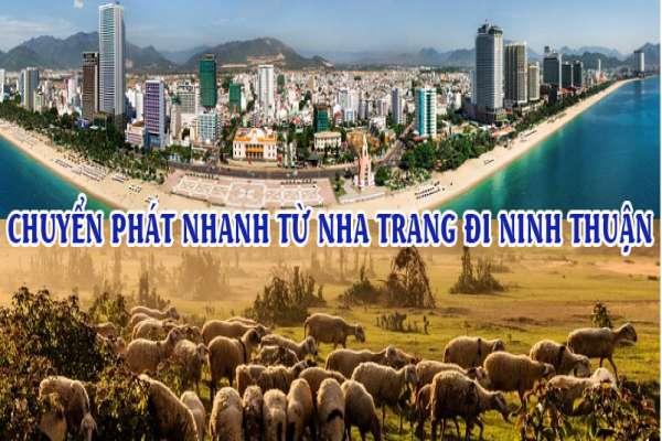 Dịch vụ chuyển phát nhanh từ Nha Trang đi Ninh Thuận