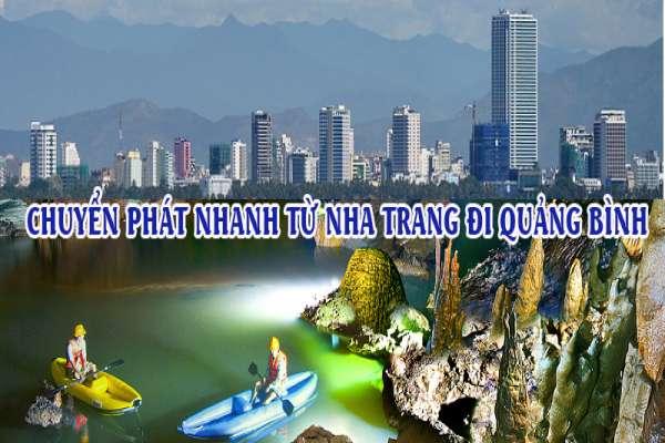 Dịch vụ chuyển phát nhanh từ Nha Trang đi Quảng Bình