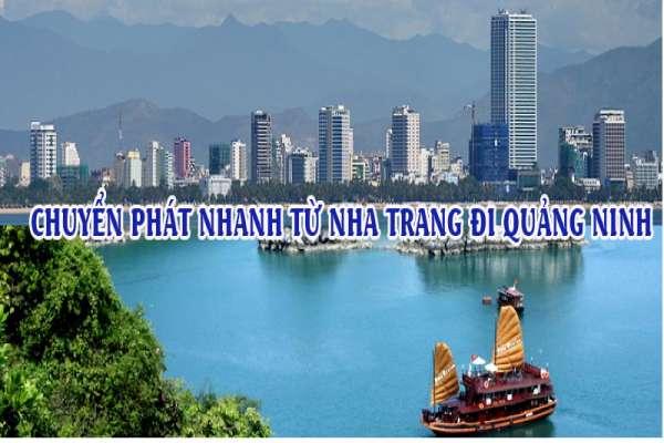 Dịch vụ chuyển phát nhanh từ Nha Trang đi Quảng Ninh