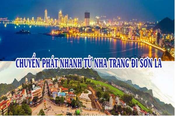 Dịch vụ chuyển phát nhanh từ Nha Trang đi Sơn La