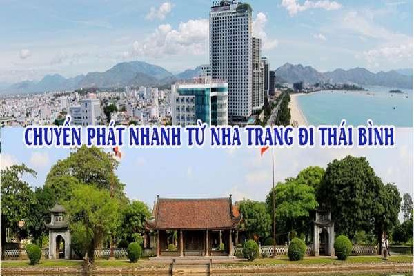 Dịch vụ chuyển phát nhanh từ Nha Trang đi Thái Bình