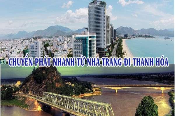 Dịch vụ chuyển phát nhanh từ Nha Trang đi Thanh Hóa