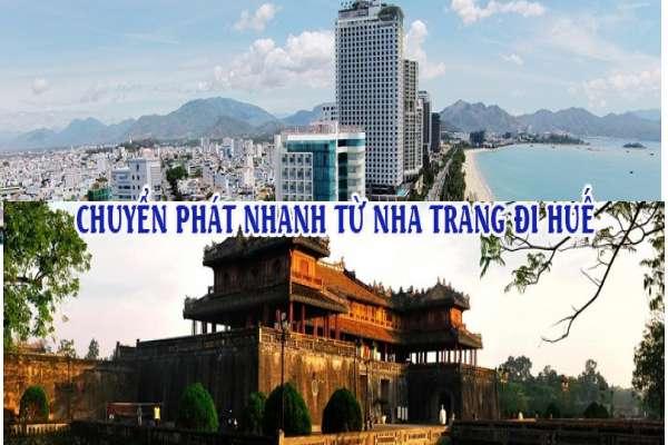 Dịch vụ chuyển phát nhanh từ Nha Trang đi Thừa Thiên Huế