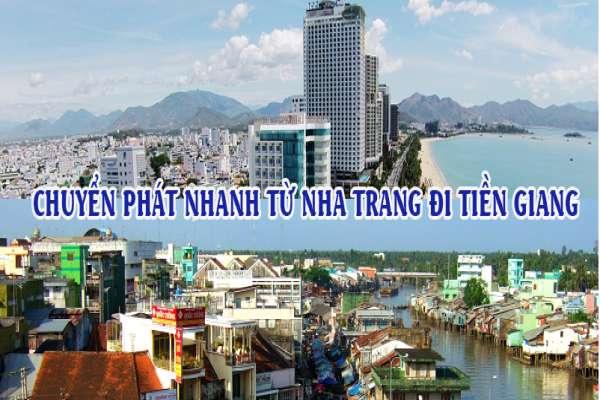 Dịch vụ chuyển phát nhanh từ Nha Trang đi Tiền Giang