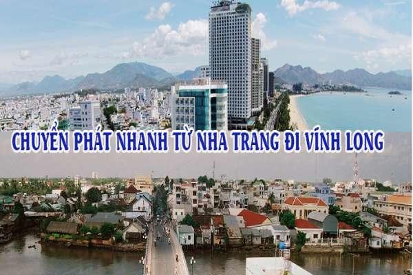 Dịch vụ chuyển phát nhanh từ Nha Trang đi Vĩnh Long