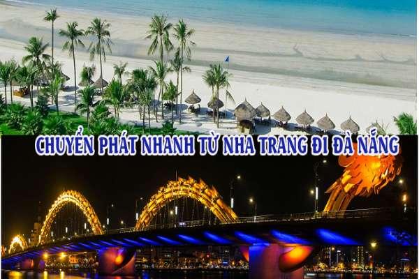 Dịch vụ chuyển phát nhanh từ Nha Trang đi Đà Nẵng
