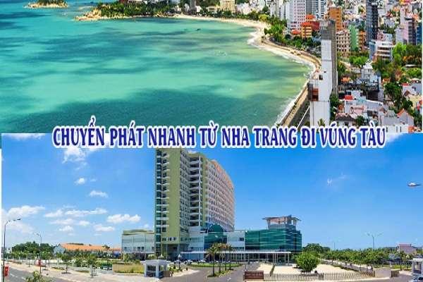 Dịch vụ chuyển phát nhanh từ Nha Trang đi Vũng Tàu