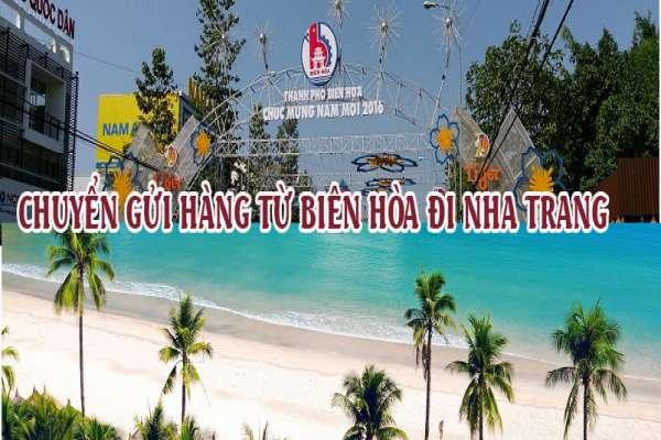 Dịch vụ vận chuyển gửi hàng từ Biên Hòa đi Nha Trang