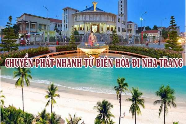 Dịch vụ chuyển phát nhanh từ Biên Hòa đi Nha Trang