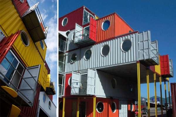 Container là gì và các loại container chuyên dụng hiện nay