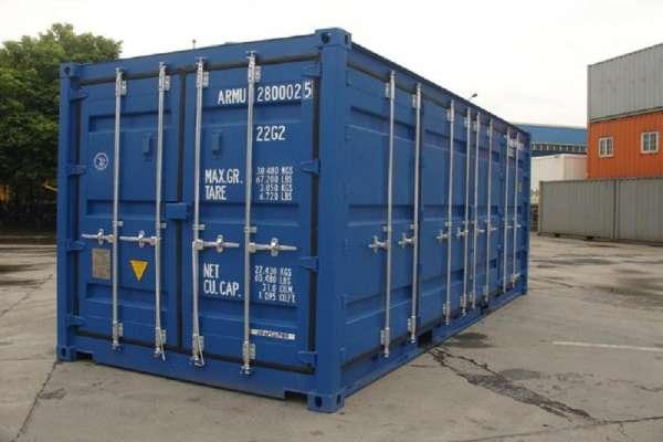 Tiêu chuẩn kích thước các loại container, chiều dài, cao của container
