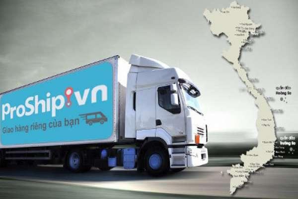 Xe tải chở hàng từ Hà Nội đi Móng Cái