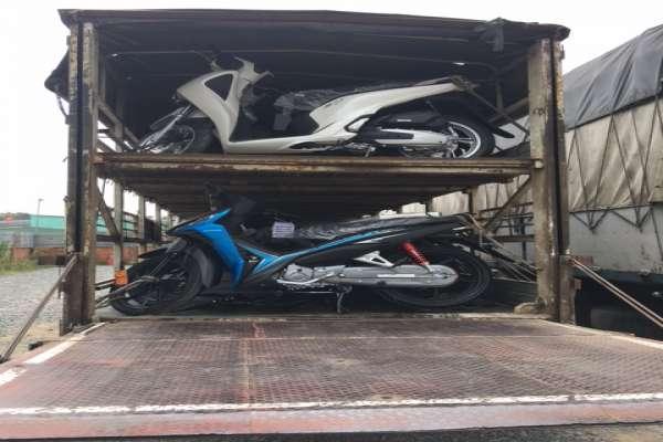 Nhận vận chuyển gửi xe máy từ Đà Nẵng đi vào Vũng Tàu