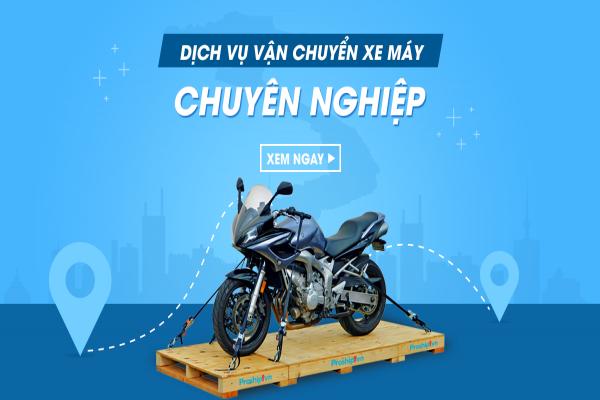 Dịch vụ vận chuyển gửi xe máy từ Sài Gòn đi ra Hà Nội bằng tàu hỏa