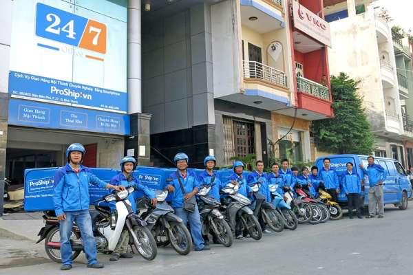 Chuyển phát nhanh hàng hóa từ TPHCM đi Nha Trang mất bao lâu?