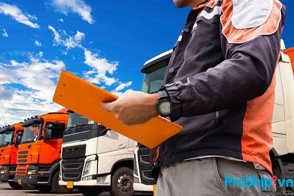 Dịch vụ vận chuyển container đi Quảng Bình nhanh chóng