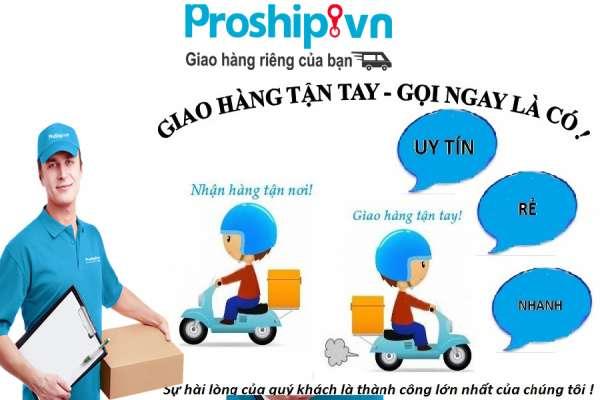 Dịch vụ vận chuyển hàng hóa bằng container đi Hà Nam của Proship