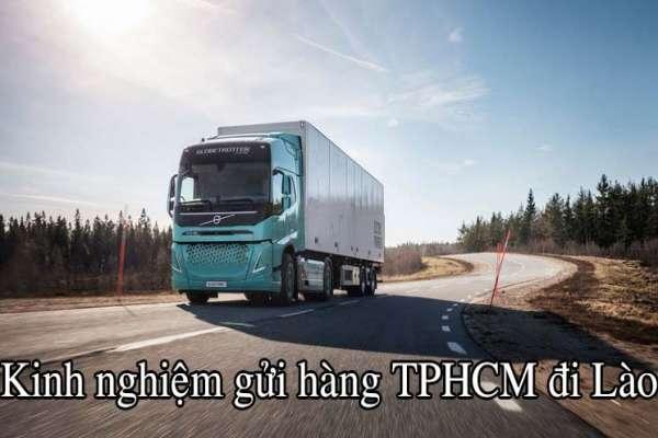 Kinh nghiệm gửi hàng từ TPHCM đi Lào