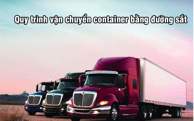 quy trinh van chuyen container chuyen nghiep