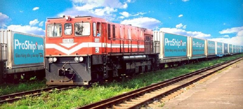 Proship.vn nhận vận chuyển xe máy bằng tàu hỏa giá rẻ
