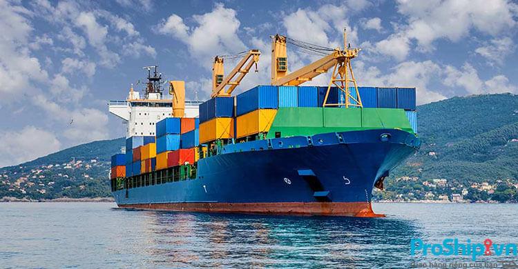 Dịch vụvận chuyển đường biển của Proship là dịch vụ chất lượng và uy tín hàng đầu hiện nay