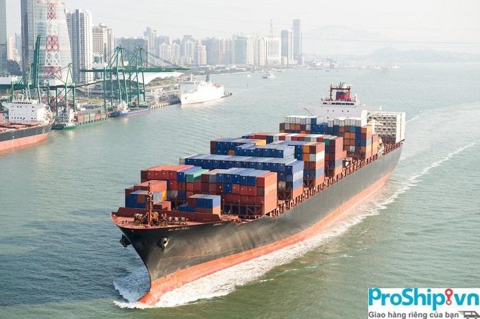 Công ty vận chuyển hàng hóa bằng đường biển nội địa Proship
