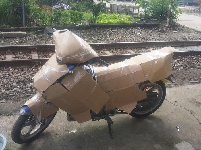Dịch vụ vận chuyển xe máy đi Sài Gòn - TPHCM uy tín