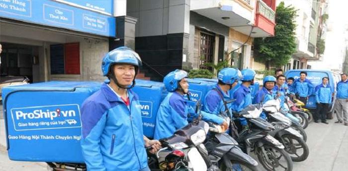 Dịch vụ chuyển phát nhanh Sài Gòn ra Hà Nội