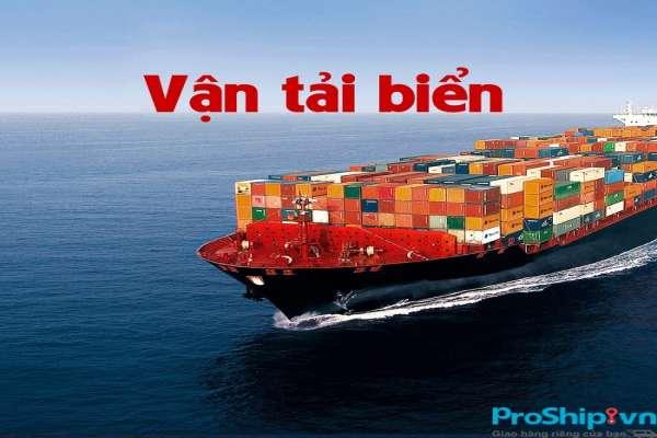 Đánh giá tổng quan ưu nhược điểm vận tải đường biển