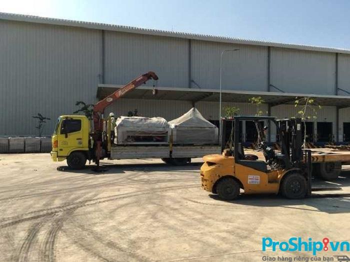 Proship cung cấp Dịch vụ di dời vận chuyển nhà máy, nhà kho, nhà xưởng