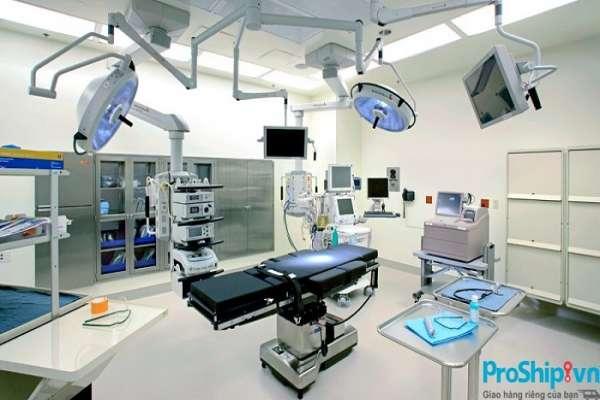 Dịch vụ vận chuyển thiết bị y tế toàn quốc an toàn tuyệt đối