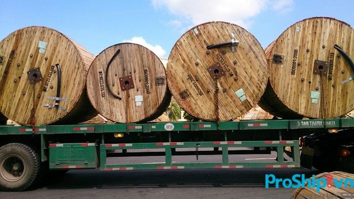 Proship nhận vận chuyển dây điện, cáp điện toàn quốc giá rẻ