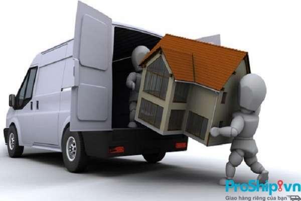 Nhận vận chuyển đồ nội thất, hàng trang trí nội thất toàn quốc