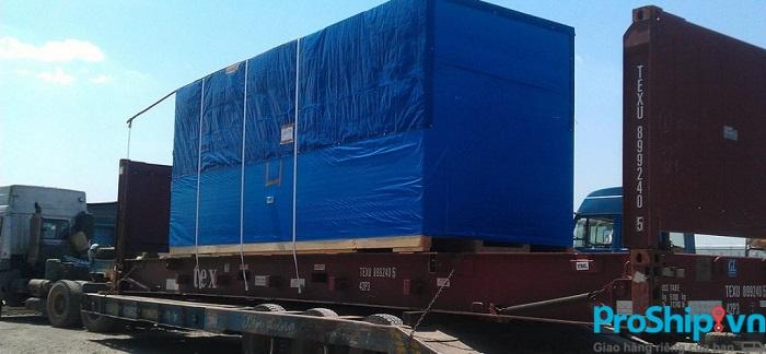 Proship nhận vận chuyển hàng quá khổ quá tải Bắc Nam