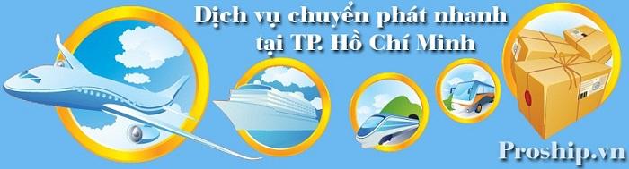 Dịch vụ chuyển phát nhanh tại Tphcm