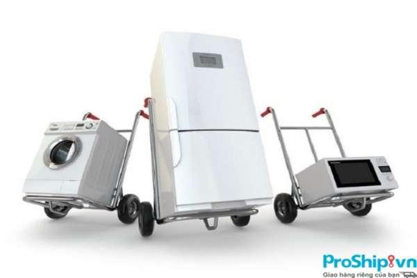 Chuyên nhận vận chuyển máy lạnh, máy giặt, tủ lạnh đi liên tỉnh an toàn
