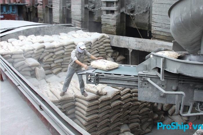 Dịch vụ vận chuyển vật liệu xây dựng toàn quốc uy tín nhất của Proship