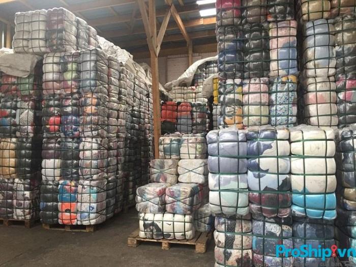 Dịch vụ vận chuyển nguyên liệu, hàng dệt may, may mặc toàn quốc của Proship
