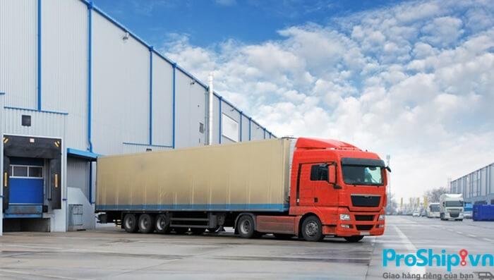 Proship nhận vận chuyển nguyên liệu, hàng dệt may, may mặc giá tốt nhất