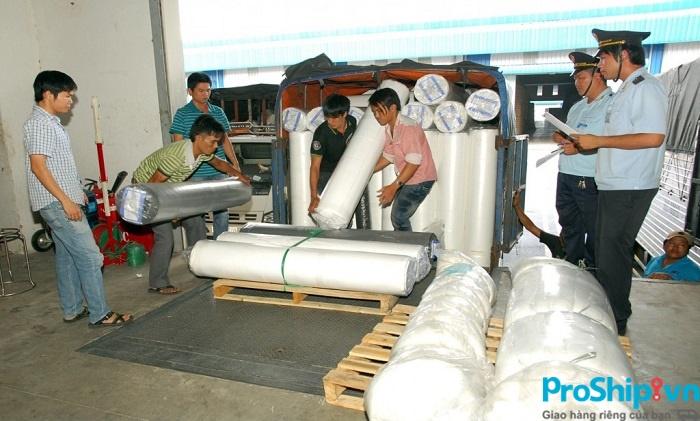 Proship.vn vận chuyển nguyên liệu, hàng dệt may, may mặc toàn quốc tiết kiệm chi phí