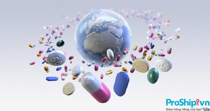 Proship nhận vận chuyển dược phẩm toàn quốc an toàn uy tín