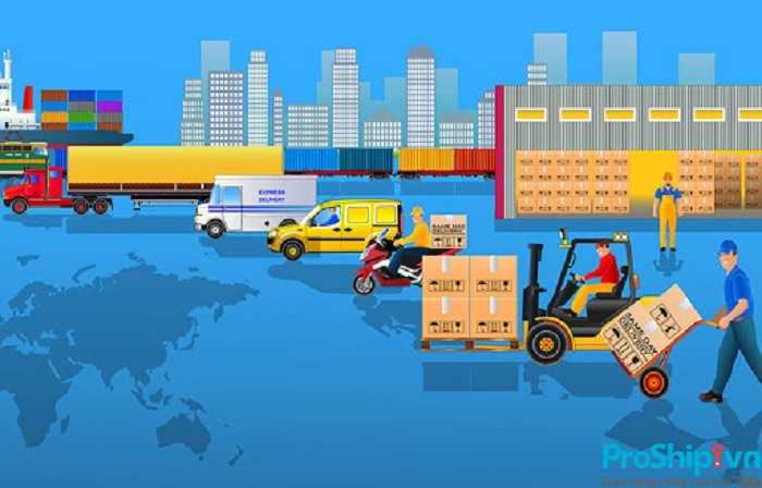 Proship nhận vận chuyển dược phẩm toàn quốc uy tín giá rẻ cho khách hàng