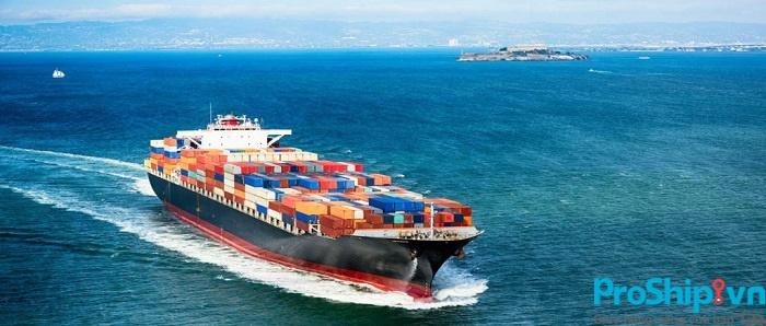 Dịch vụ vận chuyển hàng hóa bằng đường biển Bắc Nam của Proship